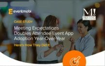 Meeting Expectations Doubles Attendee Event App Adoption Year-Over-Year