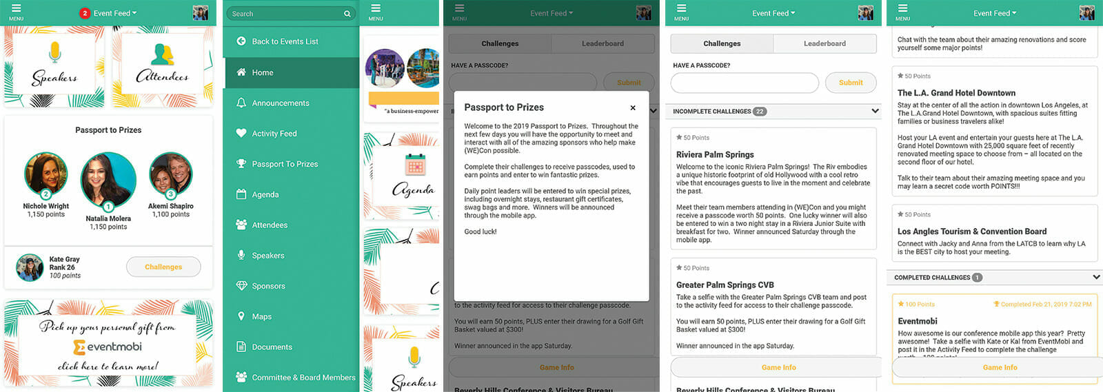 The best way to approach event app design