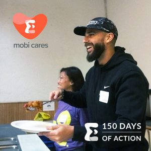 EventMobi's 150 Days of Action: Dustin's Volunteer Story With Yonge Street Mission