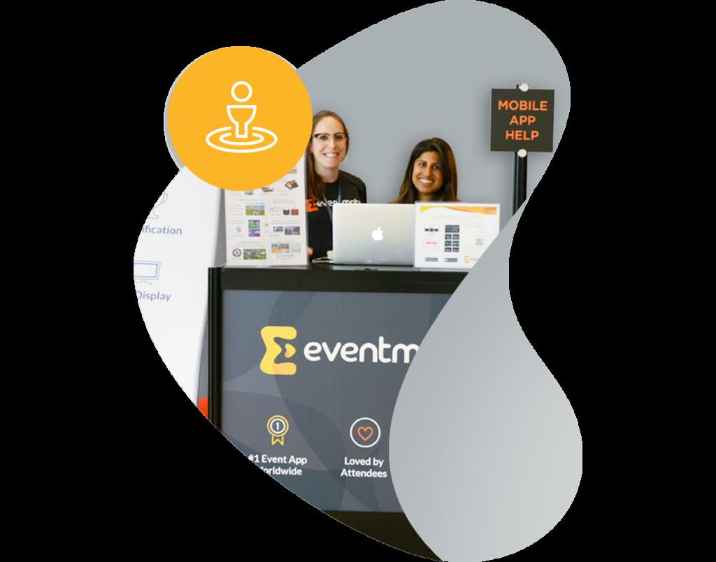 Vor-Ort-Support für Ihr Event