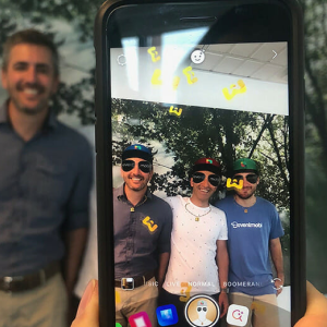 The Intersection of Augmented Reality, Social Media and Events is Finally Here