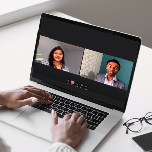 1:1 Video Meetings: Foster Real Conversations, Connections & Networking at Online Events